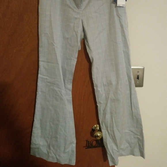 Tommy Hilfiger Pants - Tommy Hilfiger Pants Gray White 14 New with tags